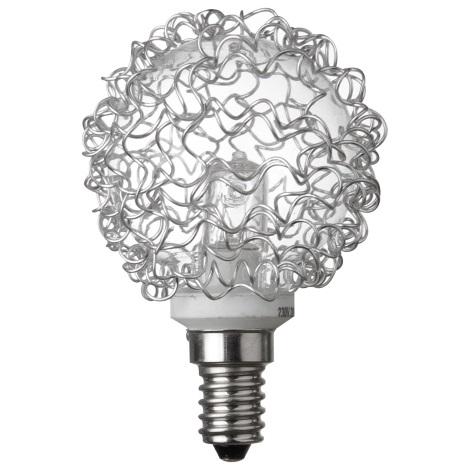 GLOBO 11280 - halogénová žiarovka 1xE14/28W