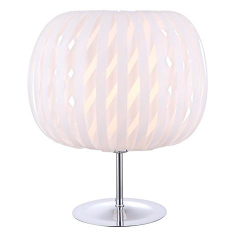 Globo 15071T - Stolná lampa DAKOTA 1xE27/40W/230V