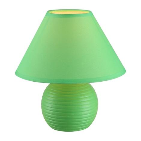 Globo 21682 - Stolná lampa TEMPLE 1xE14/40W/230V
