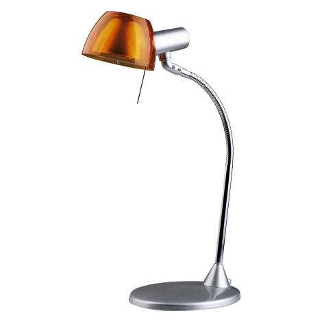 Globo 24201 - LED stolná lampa BRASILIA 1xG9/33W/230W