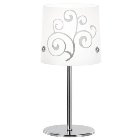 GLOBO 24773 - Stolná lampa CAELI 1xE14/40W/230V