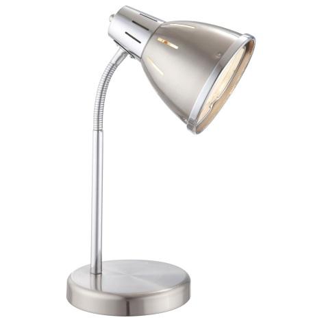 GLOBO 24777 - stolná lampa EGO 1xE27/40W