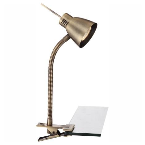Globo 2477L - LED lampa s klipom NUOVA 1xGU10-LED//3W/230V