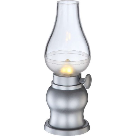 Globo 28015-12 - Stmievateľná stolná lampa LED/05W/3.6V