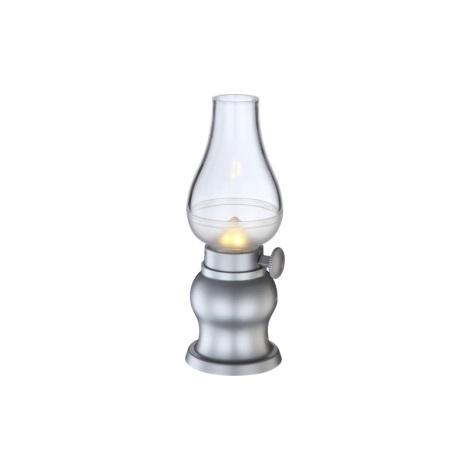 Globo 28016 - Stmievateľná stolná lampa LED/05W/3.6V