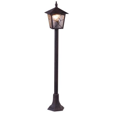 Globo 3128 - Vonkajšia lampa ATLANTA 1xE27/60W/230V