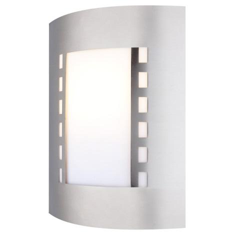 GLOBO 3156 - Vonkajšie nástenné svietidlo ORLANDO 1xE27/60W/230V