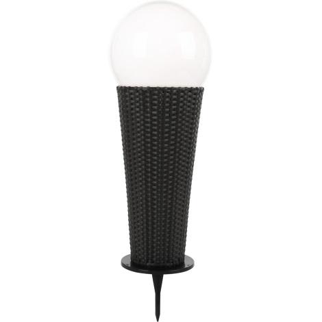 GLOBO 31823 - Vonkajšia lampa TOSCA 1xE27/23W
