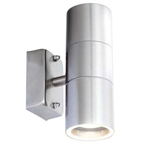 GLOBO 3201-2 - vonkajšie svietidlo STYLE 2xGU10/35W