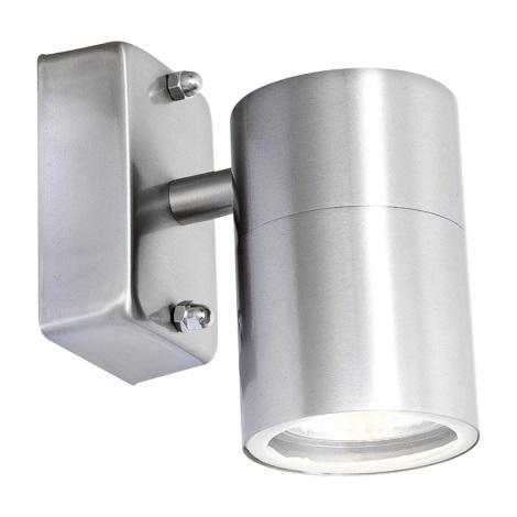Globo 3201 - Vonkajšie nástenné svietidlo STYLE 1xGU10 / 35W / 230V
