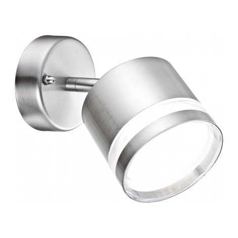 GLOBO 32055 - Vonkajšie nástenné svietidlo QUORN 1xGX53/11W/230V