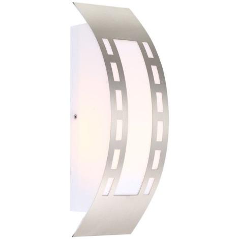 Globo 320941 - Vonkajšie nástenné LED svietidlo CORNUS 1xE27/20W/230V