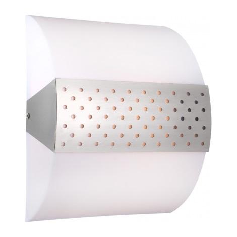 GLOBO 32097 - Vonkajšie nástenné svietidlo PAULINA 1xE27/11W/230V
