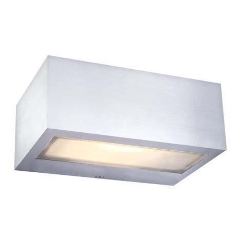 Globo 32120 - Vonkajšie nástenné svietidlo HOUSTON 1xR7s / 120W / 230V