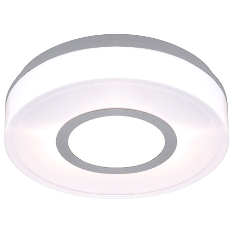 GLOBO 32213 - Kúpeľňové stropné svietidlo LESTER 2xE27/11W