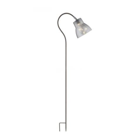 Globo 33904 - LED Solárna lampa LED/0,3W/1xAAA