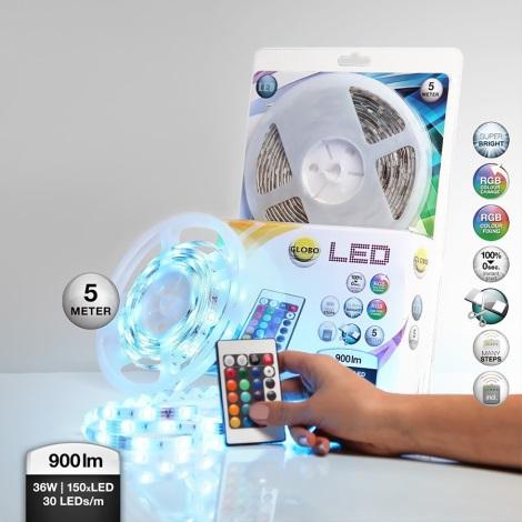 Globo 38990 - LED pásik BAND 150xLED/0,16W