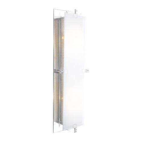 GLOBO 41001-2 - Nástenné svietidlo RUSH 2xE14/40W/230V