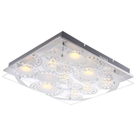 Globo 41690-9 - LED stropné svietidlo TISOY 9xled/4W/230V