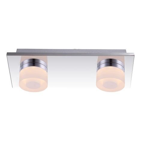 Globo 42504-2 - LED stropné svietidlo PANAMERA 2xLED/4W/230V