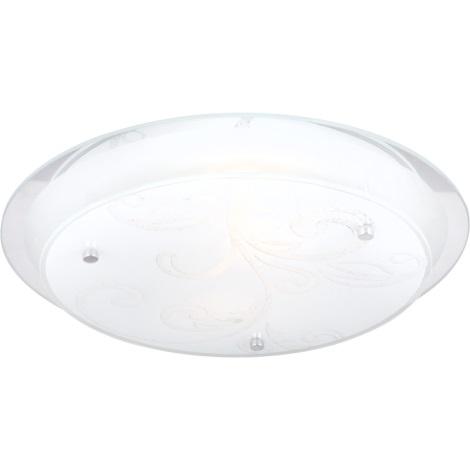GLOBO 48065 - stropné svietidlo BERRY 2xE27/60W
