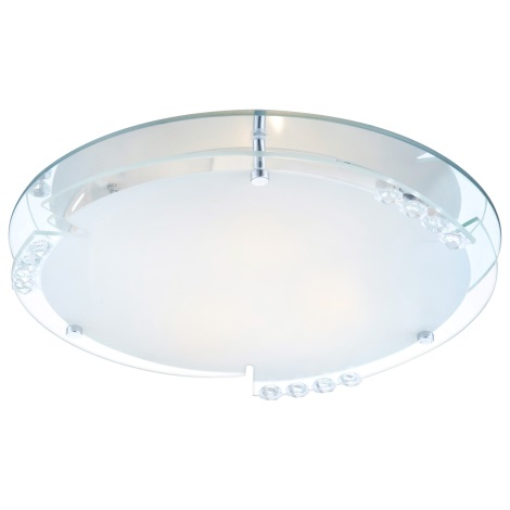 GLOBO 48073-3 - stropné svietidlo ARMENA 3xE27ILLU/60W