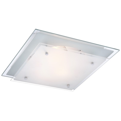 GLOBO 48168-2 - Stropné svietidlo INDI 2xE27/60W/230V