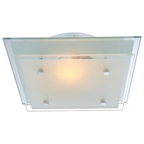 GLOBO 48168 - stropné svietidlo INDI 1xE27/60W