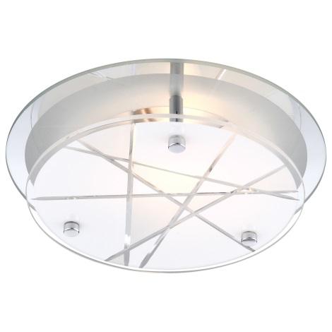 GLOBO 48173 - Stropné svietidlo FERIA 1xE27/60W