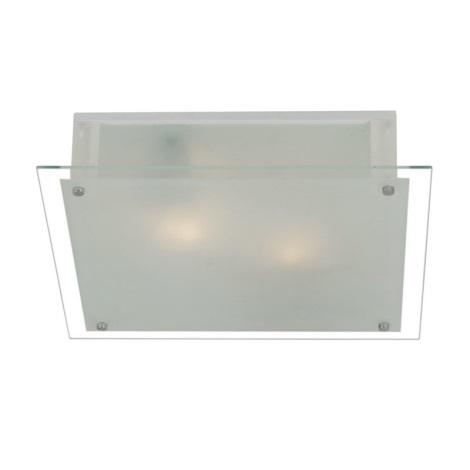 GLOBO 48321 - Stropné svietidlo QUADRO 2xE27/60W
