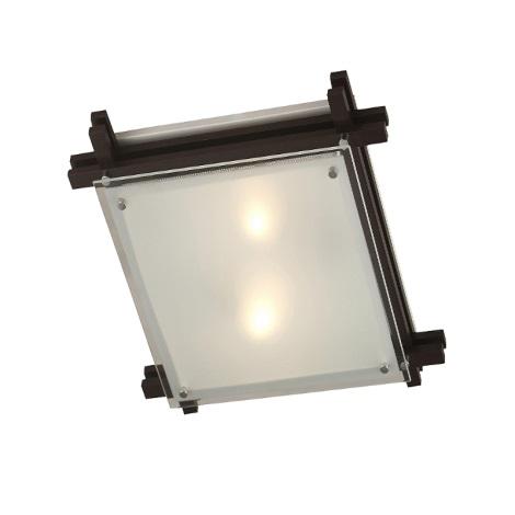 GLOBO 48324-2 - Stropné svietidlo EDISON 2xE27/60W/230V
