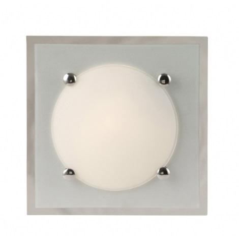 GLOBO 48512 - Stropné svietidlo SPECCHIO 2xE27/60W/230V biela