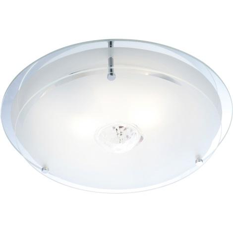 GLOBO 48527 - Stropné svietidlo MALAGA 2xE27/60W