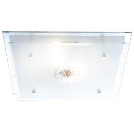 GLOBO 48528 - Stropné svietidlo MALAGA 2xE27/60W/230V