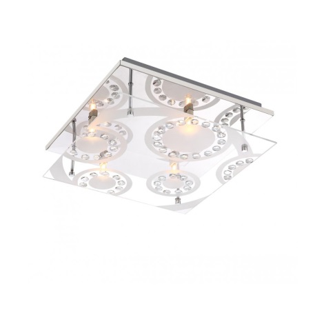 GLOBO 48690-4 - Nástenné svietidlo DIANNE 4xG9/33W