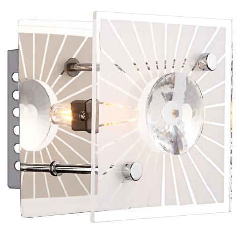 GLOBO 48691 - Nástenné svietidlo IOLANA 1xG9/33W/230V