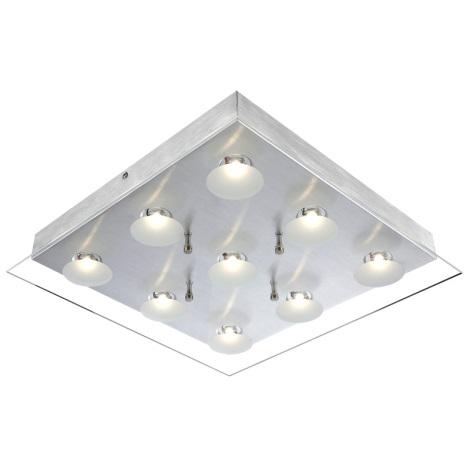 GLOBO 49200-9 - Stropné LED svietidlo BERTO LED 9xled/5W