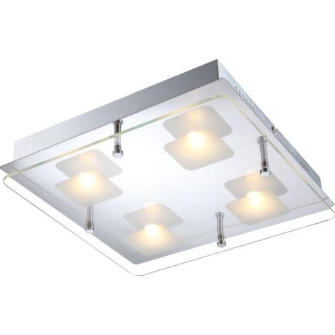 Globo 49203-4 - LED stropné svietidlo JEMINA 4xLED/5W