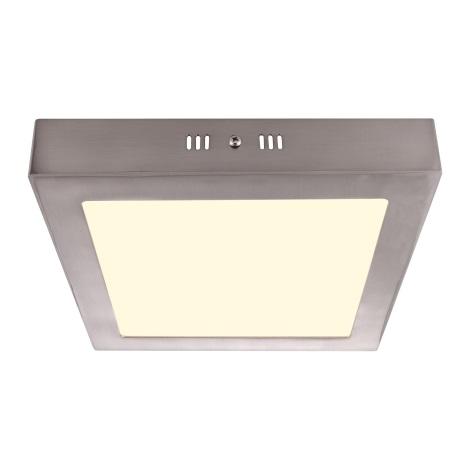 Globo 49218 - LED stropné svietidlo CORVUS 1xLED/12W/230V