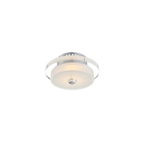 GLOBO 49305-9 - Stropné LED svietidlo DL CHROME 1xLED/9W/230V