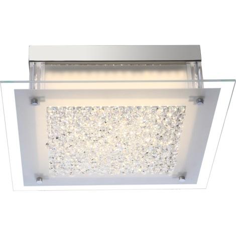Globo 49311 - LED stropné svietidlo LEAH LED/17,3W