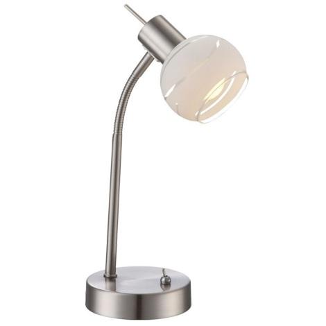 Globo 54341-1T - LED stolná lampa ELLIOTT 1xE14/4W/230V