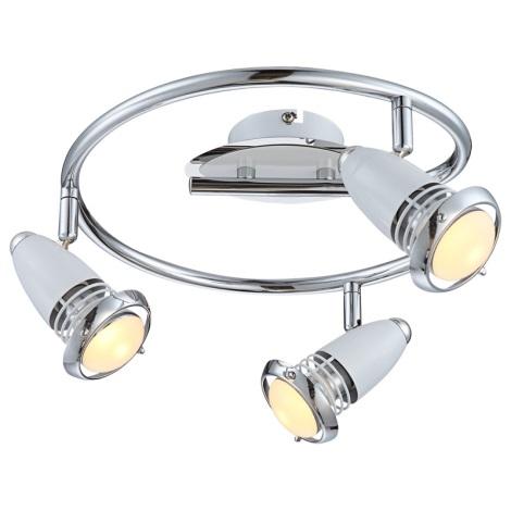Globo 54381-3 - LED bodové svietidlo BIANKA 3xE14/4W/230V