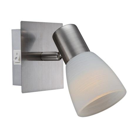 Globo 54534-1 - LED bodové svietidlo PARRY I 1xE14 / 4W / 230V