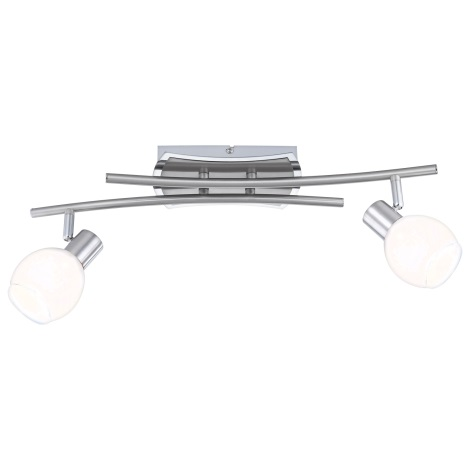 GLOBO 56197-2 - LED svetlo ADELA LED 2xLED/4W/10V