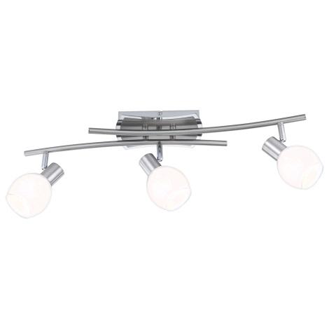GLOBO 56197-3 - LED stropné svítildo ADELA LED 3xLED/4W/10V