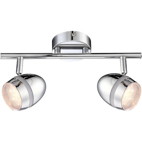 Globo 56206-2 - LED bodové svietidlo MANJOLA 2xLED/3W