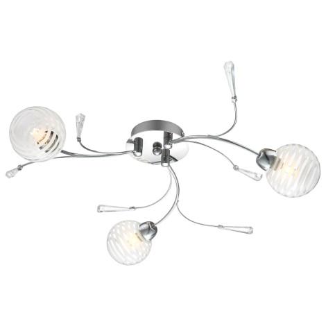 GLOBO 56393-3D - LED Stropné svietidlo DANAS 3xG9/28W