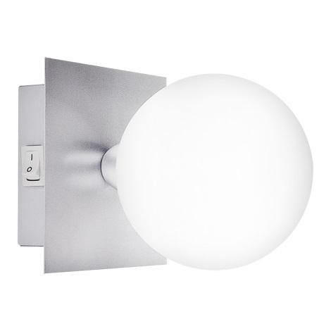 GLOBO 5661-1 - Bodové svietidlo NEW DESIGN 1xG9/40W