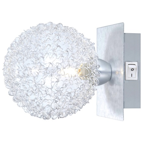 Globo 5662-10 - Nástenné/stropné svietidlo NEW DESIGN 1x33W/G9/230V